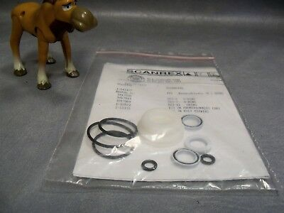 I-641499 Scanrex Repair Kit for Hot Melt Glue Pump IF1 7M RA3-3 O-RING IC3 7mm