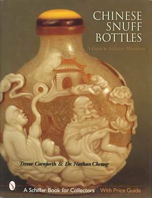 Vintage Chinese Snuff Bottles Collector ID Guide 17th Century & Up