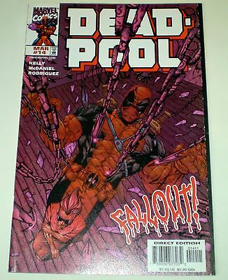 Deadpool volume 1 #14