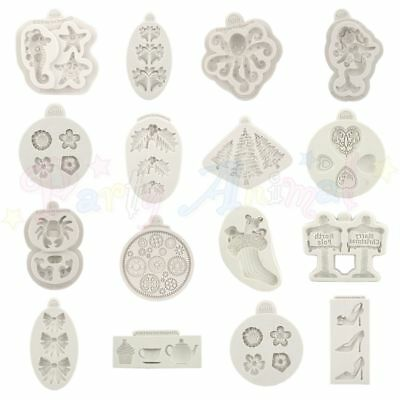 Katy Sue - Cupcake and Craft Silicone Moulds - Sugarpaste cake decoration