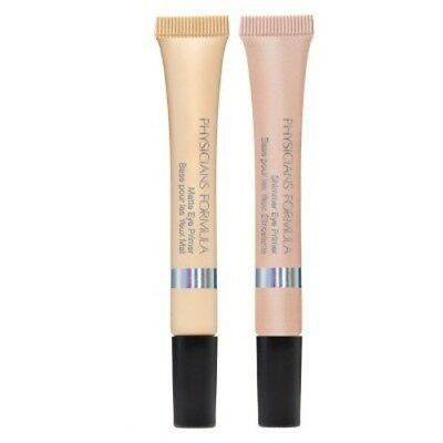 NEW Physicians Formula #InstaReady  Eye Primer Duo Matte & Shimmer  - 0.09oz