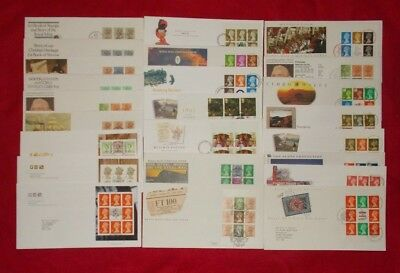 Royal Mail First Day Covers Prestige Book Panes & Booklet Panes - Select Cover