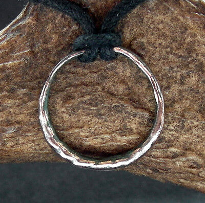 GENUINE VIKING Æ RING AMULET - circa 8th/10th cent AD - wearable