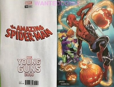 Amazing Spider-Man #798 Garron Young Guns Variant Cover Red Goblin Sold Out 1