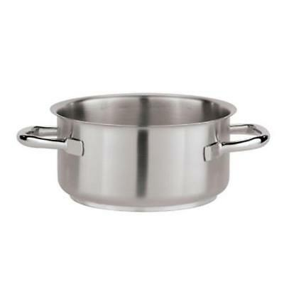 World Cuisine - 11010-16 - 1 5/8 qt Stainless Steel Stew Pot