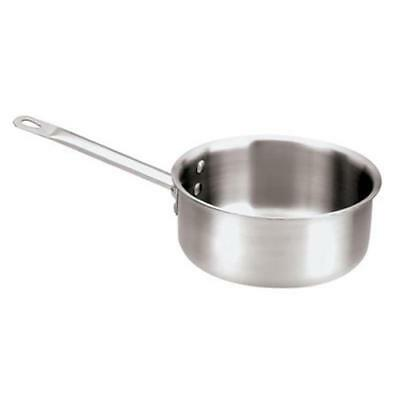 World Cuisine - 12511-24 - 5 qt Stainless Steel Sauce Pan