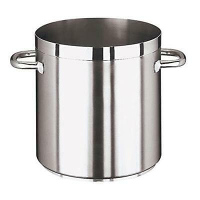 World Cuisine - 11101-28 - Grand Gourmet 17 1/2 qt Stainless Steel Stock Pot