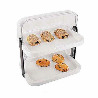 World Cuisine - 47091-02 - 2-Tier Cold Food Display Set
