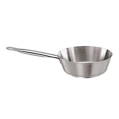 World Cuisine - 11012-24 - Series 1000 2 7/8 qt Stainless Steel Saute Pan