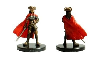 Pathfinder Miniatures Pirate Sailor 13/55 D&d Skull