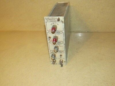 Honeywell Pulse Generator 4827   Nim Bin Module Plug In