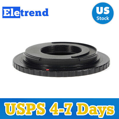 M42 / C Mount Lens to Sony NEX E Mount Camera A6000 A5000 A3000 NEX-5T