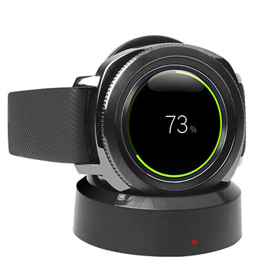 For Samsung Gear S4 Sport Smart Watch Wireless Charging Dock Cradle Charger
