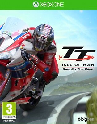 TT Isle of Man: Ride On The Edge (Xbox One)  NEW AND SEALED - QUICK DISPATCH