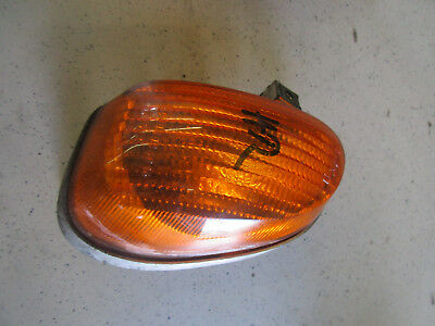 7. Yamaha Neos YN 50 R MBK Ovetto Blinker Hinten Rechts Indicator Right