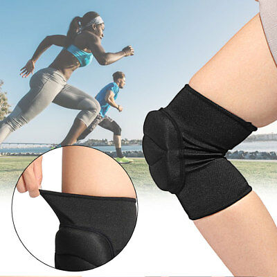 1 Pair S/M Knee Pads For Dance Exercise Protector HIP HOP JAZZ Breaking Sport  ※