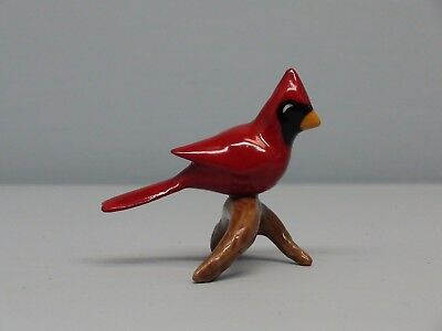 Hagen Renaker Cardinal On Branch