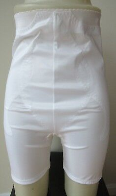 "Vintage ""Hold Me Tight"" HIGH WAIST  long leg panty girdle sz 30/L NEW"