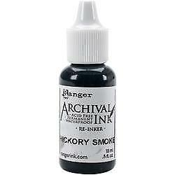 Hickory Smoke - Designer Series Archival Re-Inkers .5oz