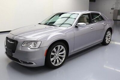 Chrysler 300 Series Limited Texas Direct Auto 2018 Limited Used 3.6L V6 24V Automatic RWD Sedan