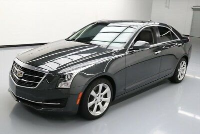 Cadillac ATS 2.5L Luxury Collection Texas Direct Auto 2016 2.5L Luxury Collection Used 2.5L I4 16V Automatic RWD