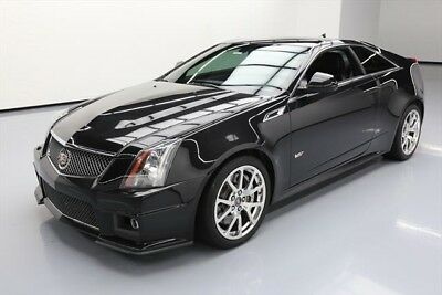 Cadillac CTS  Texas Direct Auto 2014 Used 6.2L V8 16V Automatic RWD Coupe Bose OnStar Premium