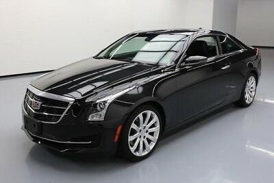 Cadillac ATS 2.0T Texas Direct Auto 2015 2.0T Used Turbo 2L I4 16V Automatic RWD Coupe Bose OnStar
