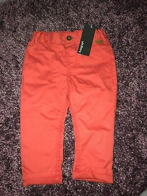 Marks And Spencer Boys Trousers 9-12months BNWT