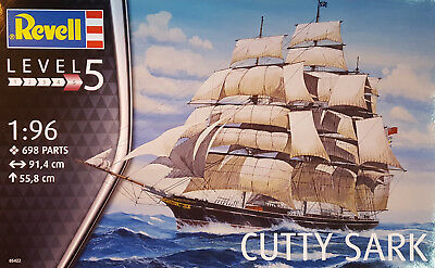 REVELL® 05422 Cutty Sark in 1:96