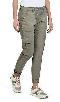 Discount 10% Napapijri Cargo Pants Nalibu Khaki N0Yhh0 Trousers Cotton