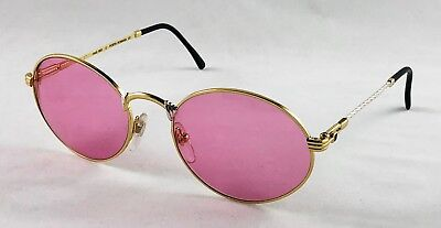 cheapest price better special section PORTA ROMANA RETRO Vintage Collection Sunglasses 693 2 GoldSilverPink  57-20-130