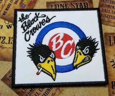 Black Crowes patch