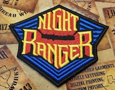 Night Ranger patch