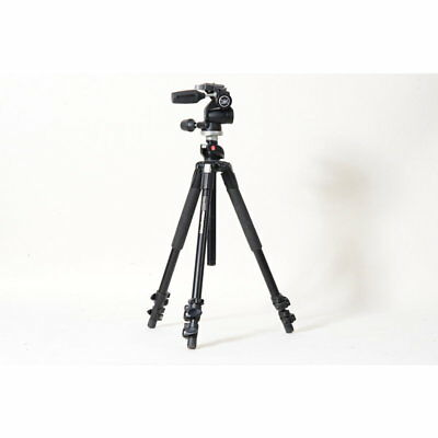 Manfrotto Camera Mount MA 190XPROB with Basic Tilt Head MA 804RC2