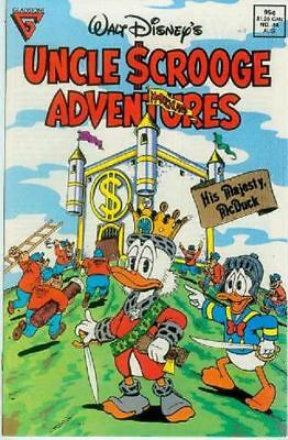 Uncle Scrooge Adventures # 14 (Don Rosa) (USA,1989)