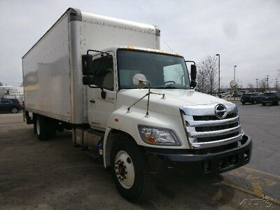 Penske Used Trucks - unit # 623544 - 2012 Hino 268