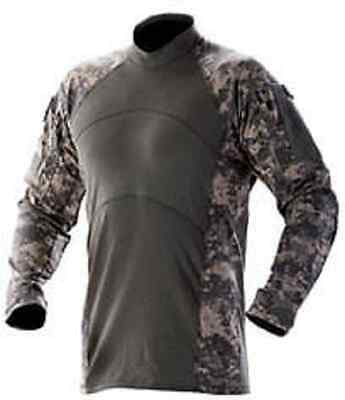 US ARMY MASSIF ACS UCP Flame Resistant Combat ACU ACUPAT Tactical shirt L Large
