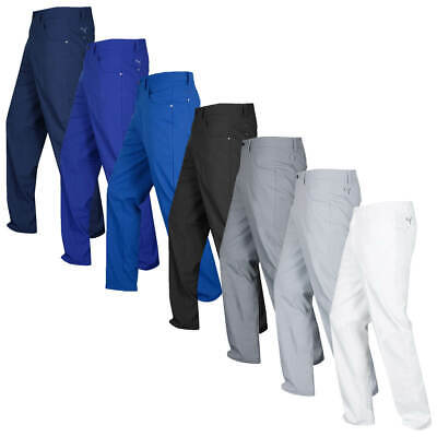 Puma Golf Mens 6 Pocket Pant DryCELL Performance Stretch Trousers 43% OFF RRP