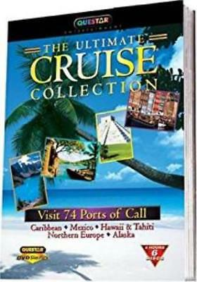 Ultimate Cruise Collection: Visit 74 Ports Of Call 6-Disc Set DVD VIDEO MOVIE