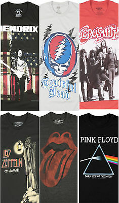 cdb21197 ASSORTED 80S CLASSIC Rock Band T-Shirts 6 Pack Music Blind Box Tees ...