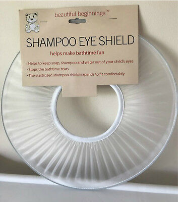 Shampoo Shield - Bath Time Eye Protector - Baby/toddler/child/kid-1St Class Post