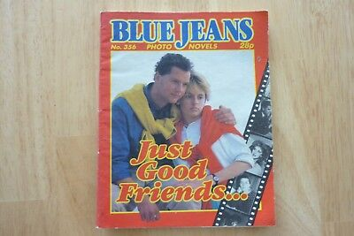 Blue Jeans Picture Library.1988.No.356.BC Terence D'Arby.Like Mandy,Judy,Bunty.