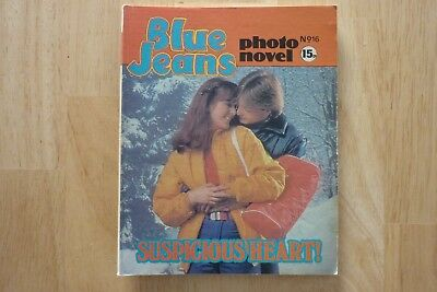 Blue Jeans Picture Library. 1981. No.16. Like Mandy,Debbie,Judy,Bunty.