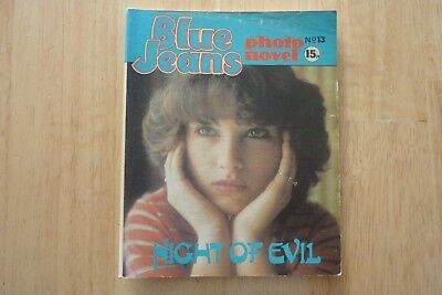 Blue Jeans Picture Library. 1980. No.13. Like Mandy,Debbie,Judy,Bunty.