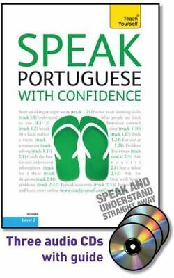 Speak Portuguese with Confidence with Three Audio CDs: A Teach Yourself Guide (T