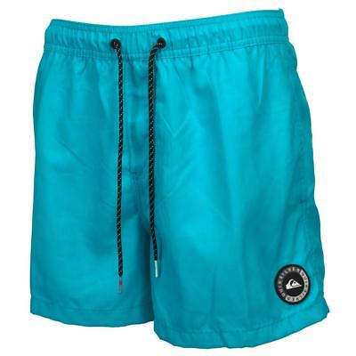 Short de bain Quiksilver Everyday volley 15 trq Bleu 44678 - Neuf