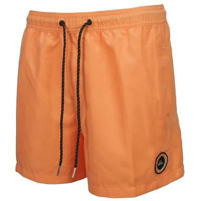 Short de bain Quiksilver Everyday volley 15 org Orange 44680 - Neuf
