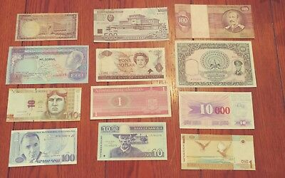 World / Foreign banknote Lot 2