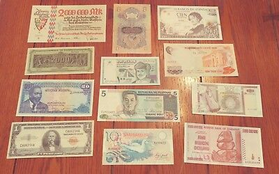 World / Foreign banknote Lot 3