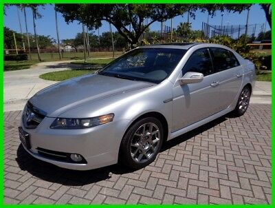 Acura TL Type S 2007 Acura TL Type S Navi 1-Owner Heated Seats Rear Camera 71K ULEV No Reserve